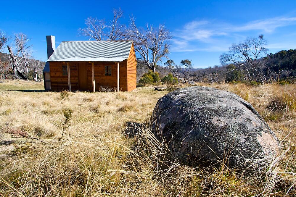 Delanys hut by richymac