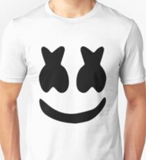 Marshmello face Unisex T-Shirt