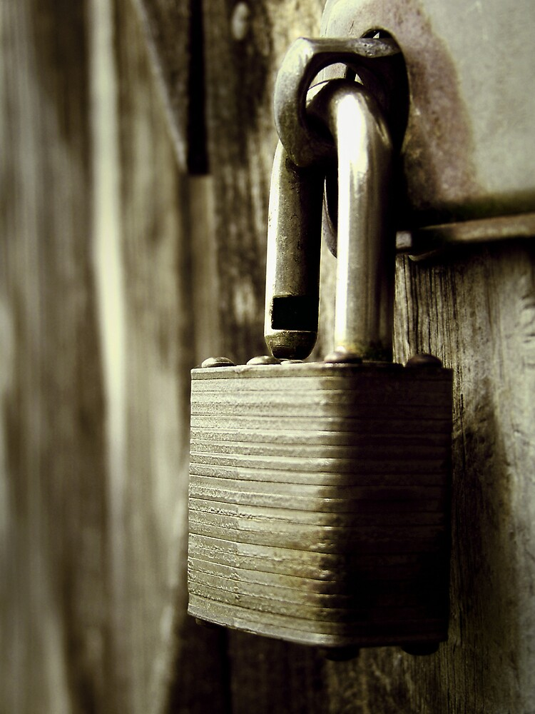 Lock by Angie Fouquette