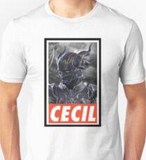 -FINAL FANTASY- Dark Cecil  Unisex T-Shirt