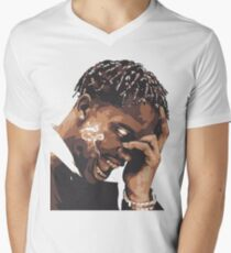 la flame travis rap T-Shirt
