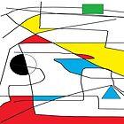 AM Deconstructing Cesar Manrique  - a conceptual homage by Tony Broadbent