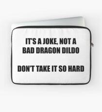 It's A Joke Laptop Sleeve