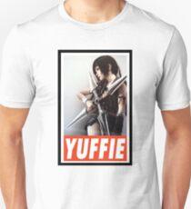 -FINAL FANTASY- Yuffie Unisex T-Shirt