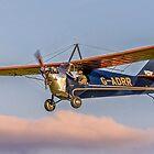 Aeronca C3 G-ADRR by Colin Smedley