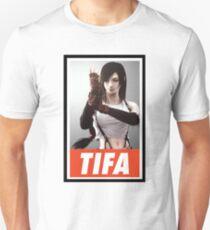 -FINAL FANTASY- Tifa Unisex T-Shirt