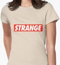Strange - Shirt Womens Fitted T-Shirt