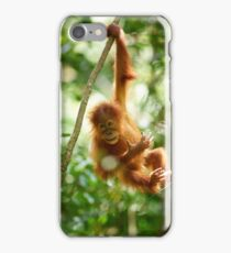 Hangin' Out iPhone Case/Skin
