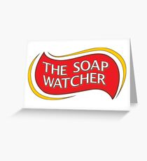 Soap Opera Spotter Greeting Card