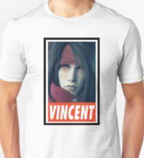 -FINAL FANTASY- Vincent Unisex T-Shirt
