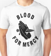 Yellow claw, blood for mercy T-Shirt