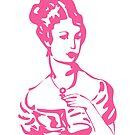 Victorian Feminist Pop Art Feminism by AdrienneAllen