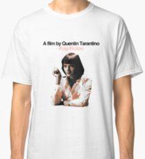 PULP FICTION // UMA THURMAN Classic T-Shirt