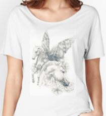 Pegasi Women's Relaxed Fit T-Shirt