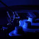 Guitar Blues by Linda Bianic