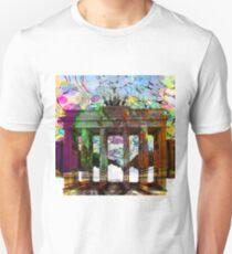 Brandenburger Tor, Berlin, Germany III Unisex T-Shirt