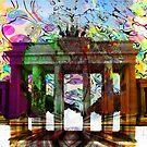 Brandenburger Tor, Berlin, Germany III von donphil
