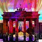 Brandenburger Tor, Berlin, Germany II von donphil