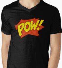 POW! Men's V-Neck T-Shirt