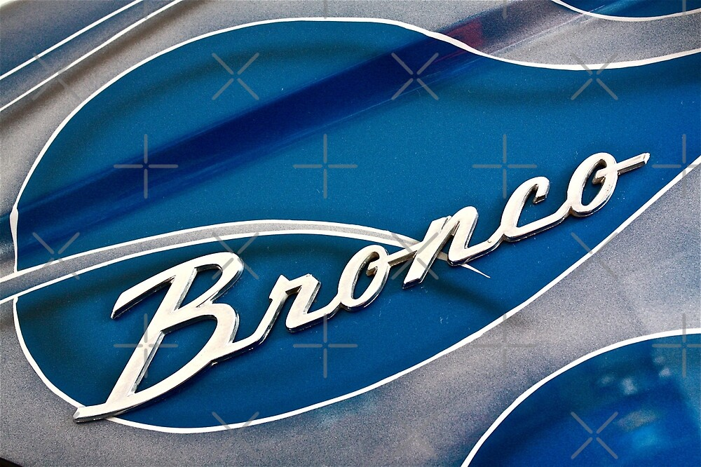 BRONCO by Linda Bianic