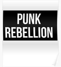 Punk Rebellion Poster