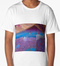 The Blue Sunset Long T-Shirt