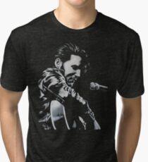 Camiseta de tejido mixto Elvis Presley - El Rey está de vuelta
