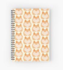 Corgi Butt Love Spiral Notebook