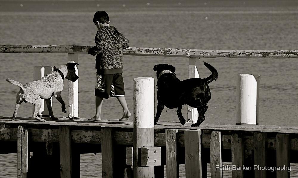 Man's Best Friends by Faith Barker Photography