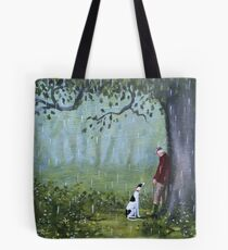 Shelter from the storm.. Tote Bag