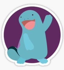 Quagsire - 2nd Gen Sticker