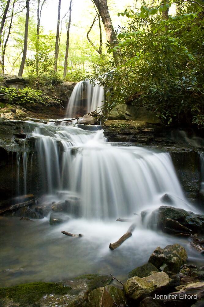 Cole Run Falls by Jennifer Eiford