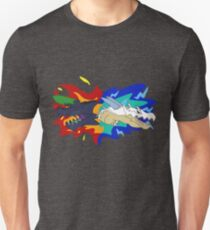 Monsters of the Land and Sea T-Shirt