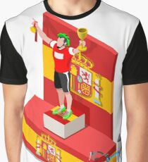 Vuelta Espana Cycling Race Sport Graphic T-Shirt