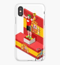 Vuelta Espana Cycling Race Sport iPhone Case/Skin
