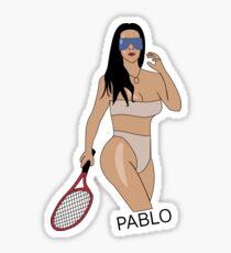 The Life Of Pablo: Kim Kardashian West Sticker