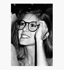 Carrie Fisher Photographic Print