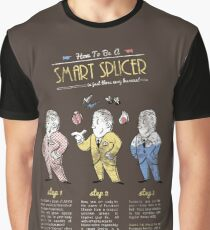 Bioshock - A Smart Splicer Graphic T-Shirt