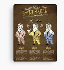 Bioshock - A Smart Splicer Canvas Print