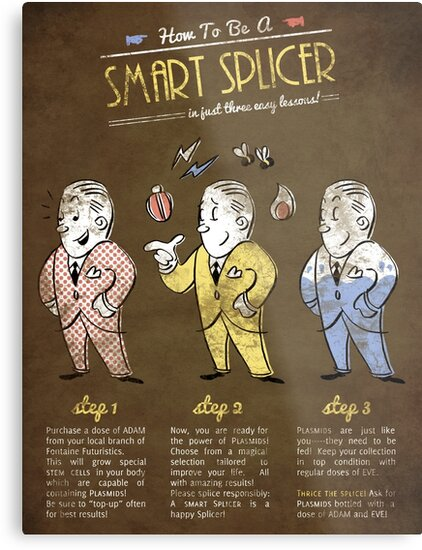 Bioshock - A Smart Splicer by Carrie Wilbraham
