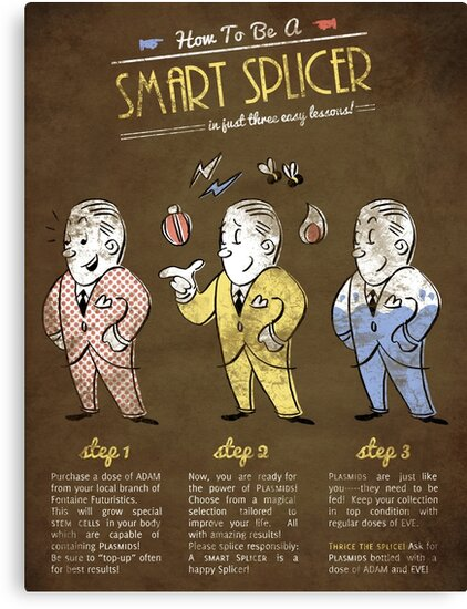 Bioshock - A Smart Splicer by Carrie Wilbraham
