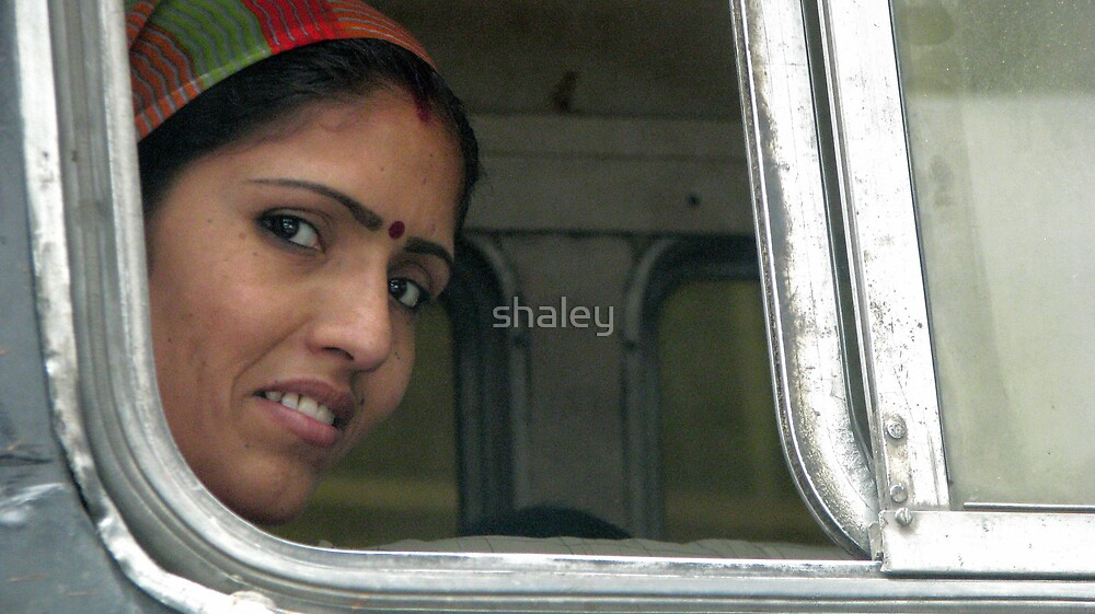 Faces of India by shaley