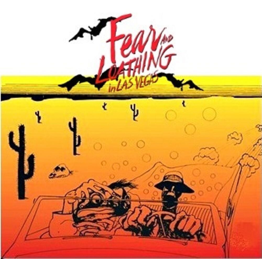 Fear and Loathing in Las Vegas- Desert by Biff85