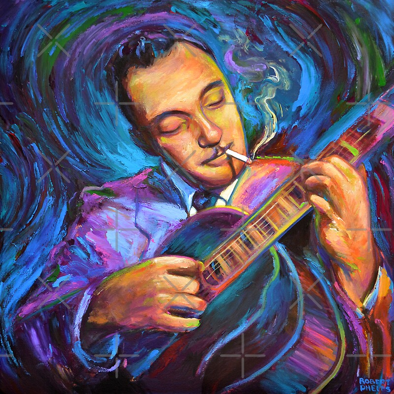 How Django Reinhardt got the whole world on a string