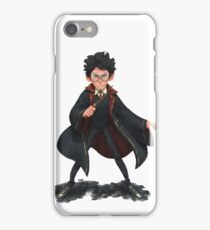 Harry Potter Drawing iPhone Case/Skin