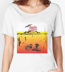 Fear and Loathing in Las Vegas- Desert Women's Relaxed Fit T-Shirt
