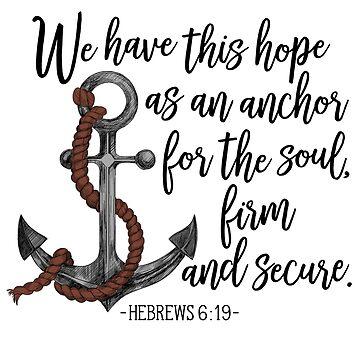 Hebrews 6:19 by MadisonDT