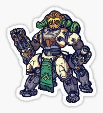 Orisa Hero Sticker Sticker