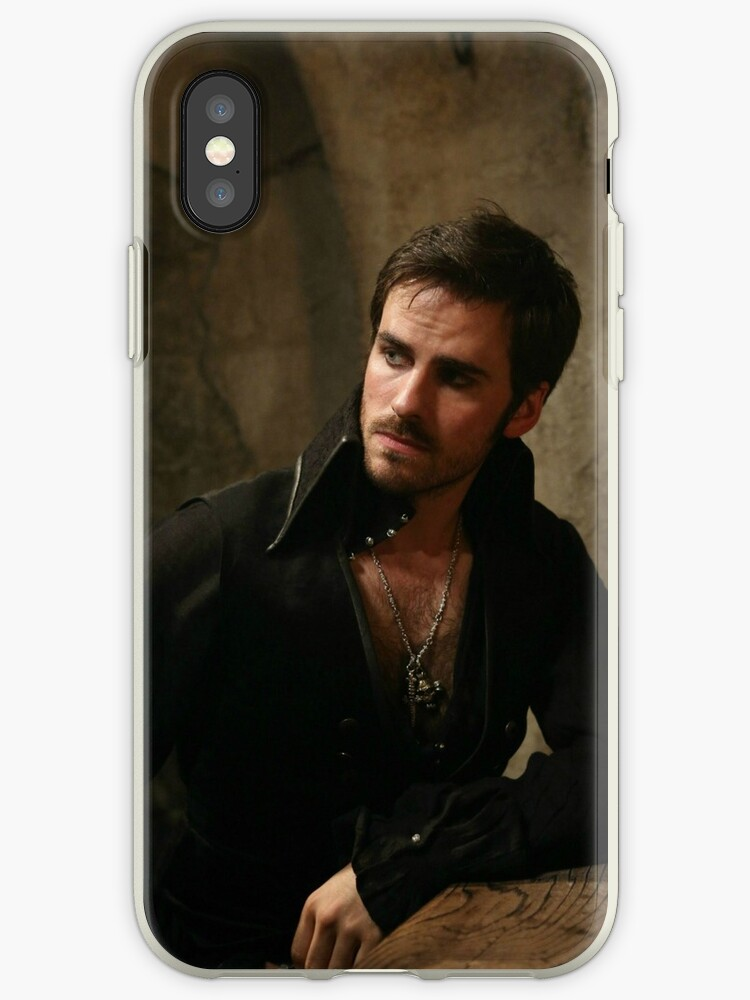 Killian Jones aka Captain Hook by queenavox