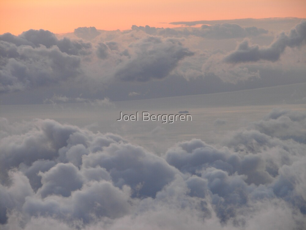 From Heaven Looking Down  by Joel Berggren